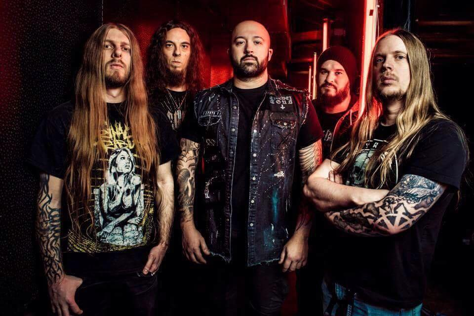Benighted line up 2017