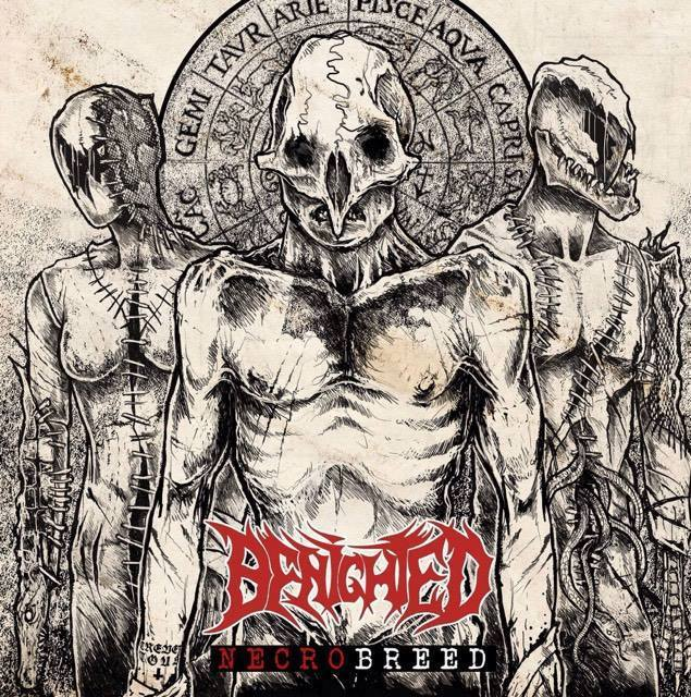 pochette necrobreed benighted