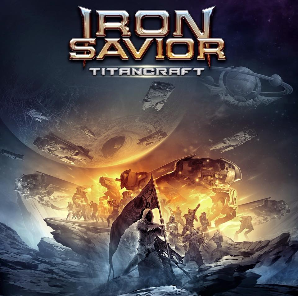 IRON SAVIOR - Page 5 Titancraft