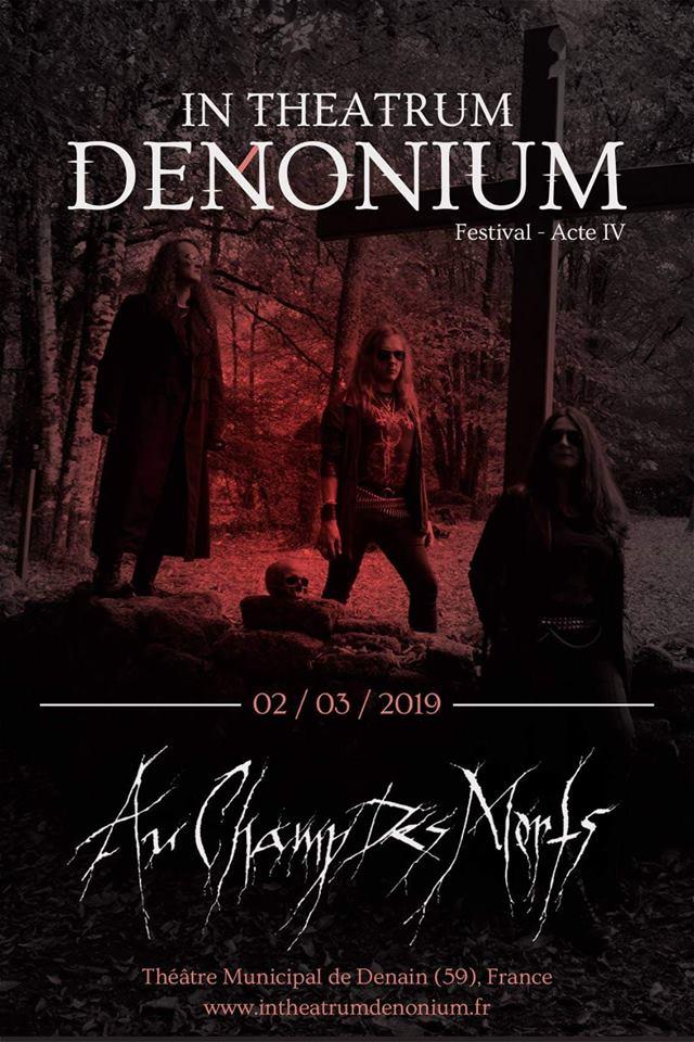 IN THEATRUM DENONIUM (Denain - 59) - 2 mars 2019 AnnonceITD4-ACDM
